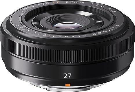 Fujifilm FUJINON XF 27mm f/2.8 Objectif Noir