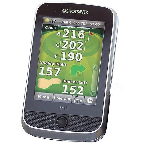 Snooper Shotsaver S430 Télémètre GPS Argent/noir Taille S