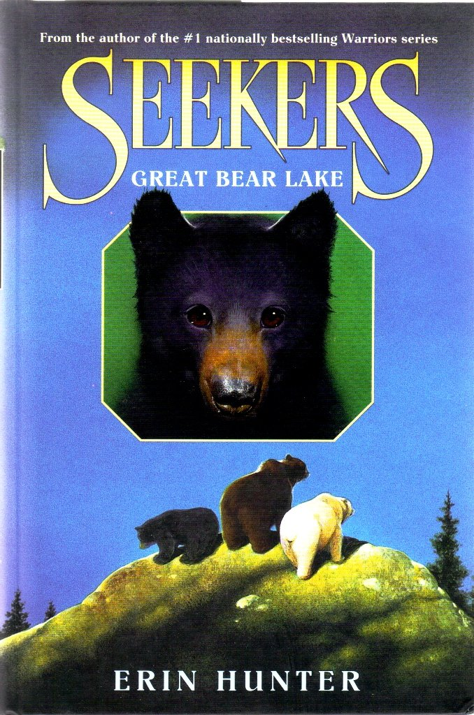 Seekers: Great Bear Lake (Book 2), Erin Hunter