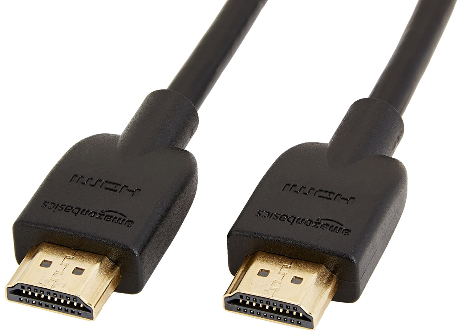 AmazonBasics High-Speed HDMI Cable - 3 Feet (Latest Standard)