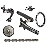 Shimano SLX M7000 Complete Group 11-Speed 11-46T Cassette (170mm)