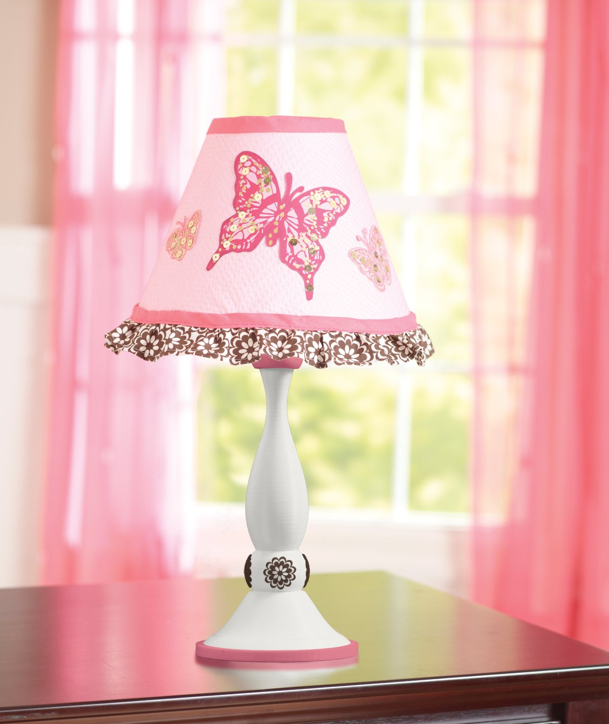 Butterfly Table Lamps Butterfly Lamp Girls Lamp