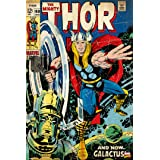 The Mighty Thor Marvel Poster 24 x 36in (Color: Unframed, Tamaño: (24x36) Unframed)