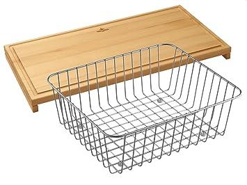 villeroy boch 8k04 10 00 zubeh rset zubeh r set k chensp le sp le sp lbecken dc422. Black Bedroom Furniture Sets. Home Design Ideas