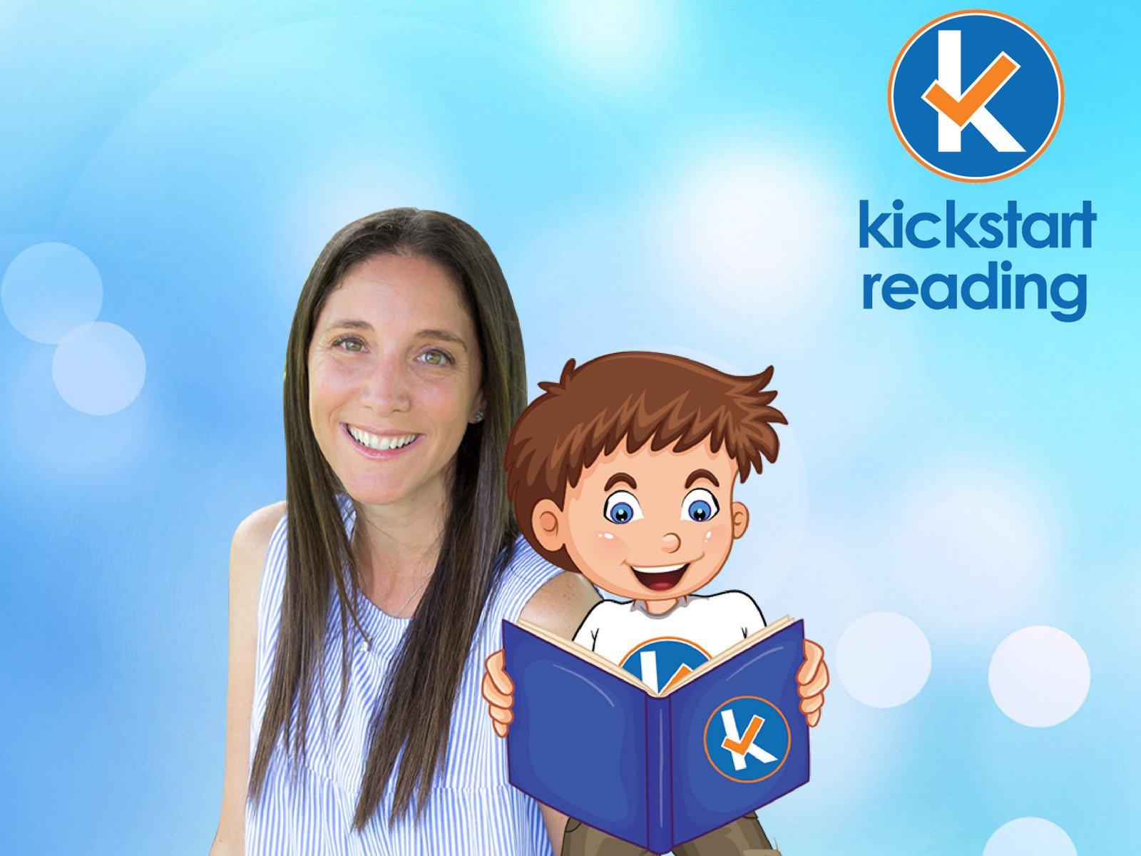 kickstart reading - Season 1