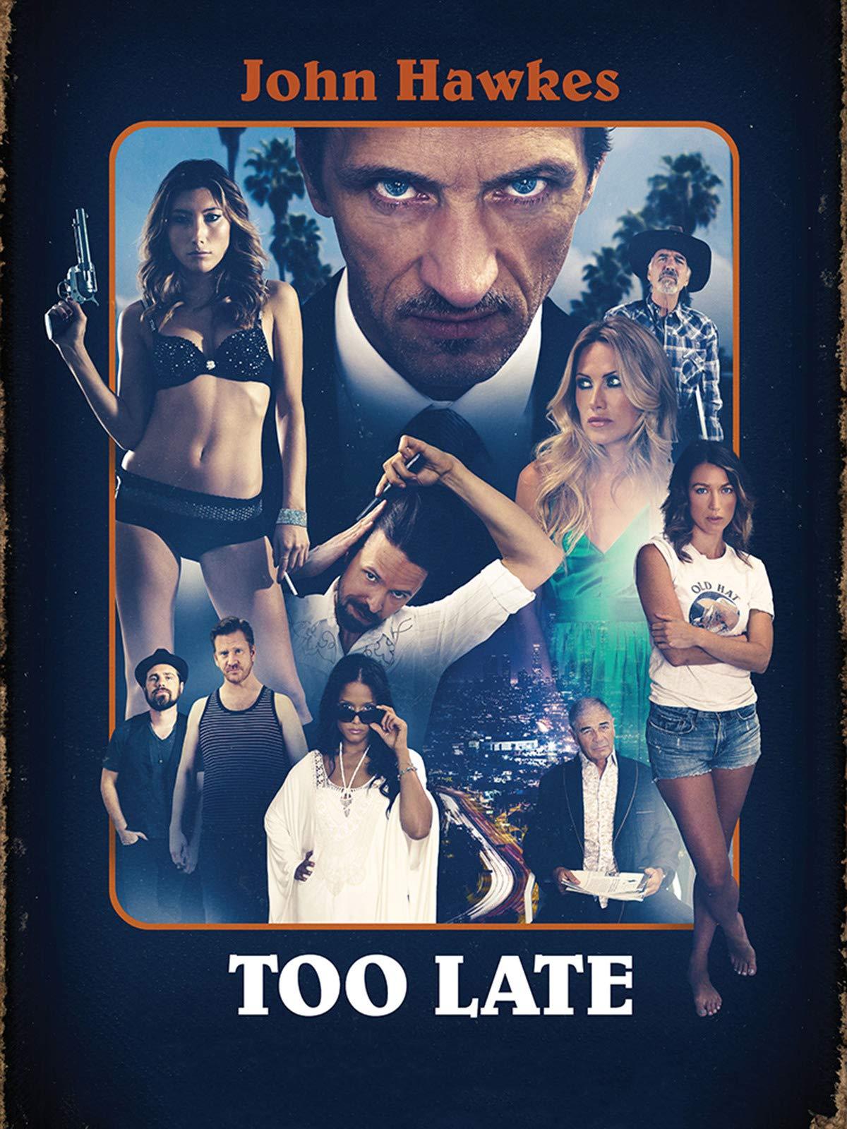 Too Late on Amazon Prime Video UK
