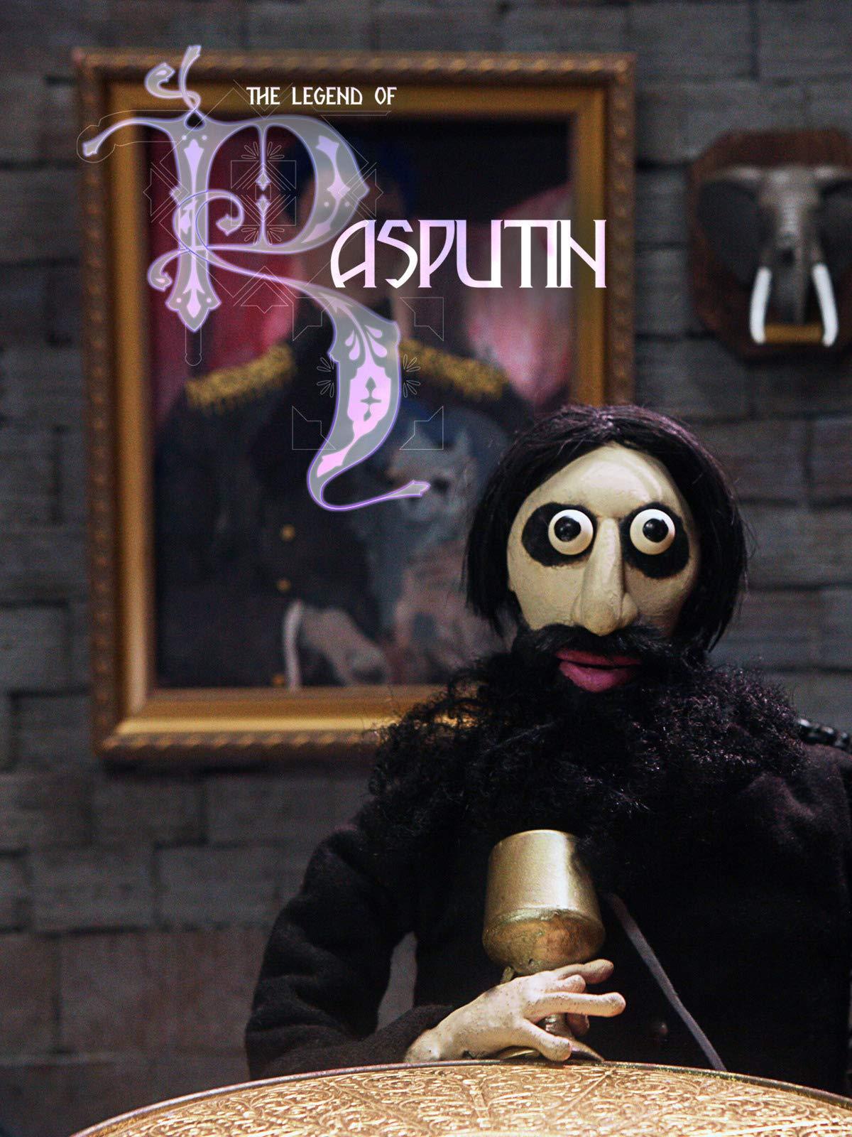 The Legend of Rasputin on Amazon Prime Instant Video UK