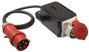 as  Schwabe 60740 MIXO Start Einschaltstrombegrenzer 400V / 16A, IP44 Gewerbe, Baustelle  BaumarktKundenbewertung und Beschreibung