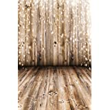 SJOLOON Wood Series Theme 8X12FT Indoor Studio Photography Background Computer-Printed Poly Fabric Backdrop 10359 (Color: 10359, Tamaño: 8x12)