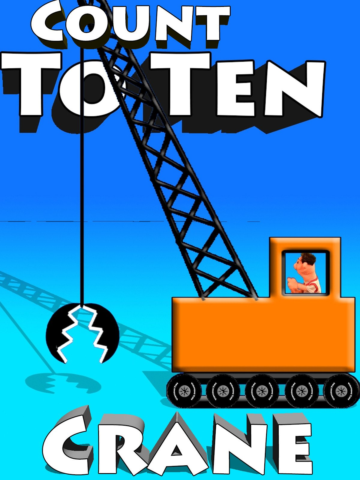 Count To Ten Crane