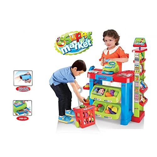 MEDca Kids Supermarket Super Fun Playset
