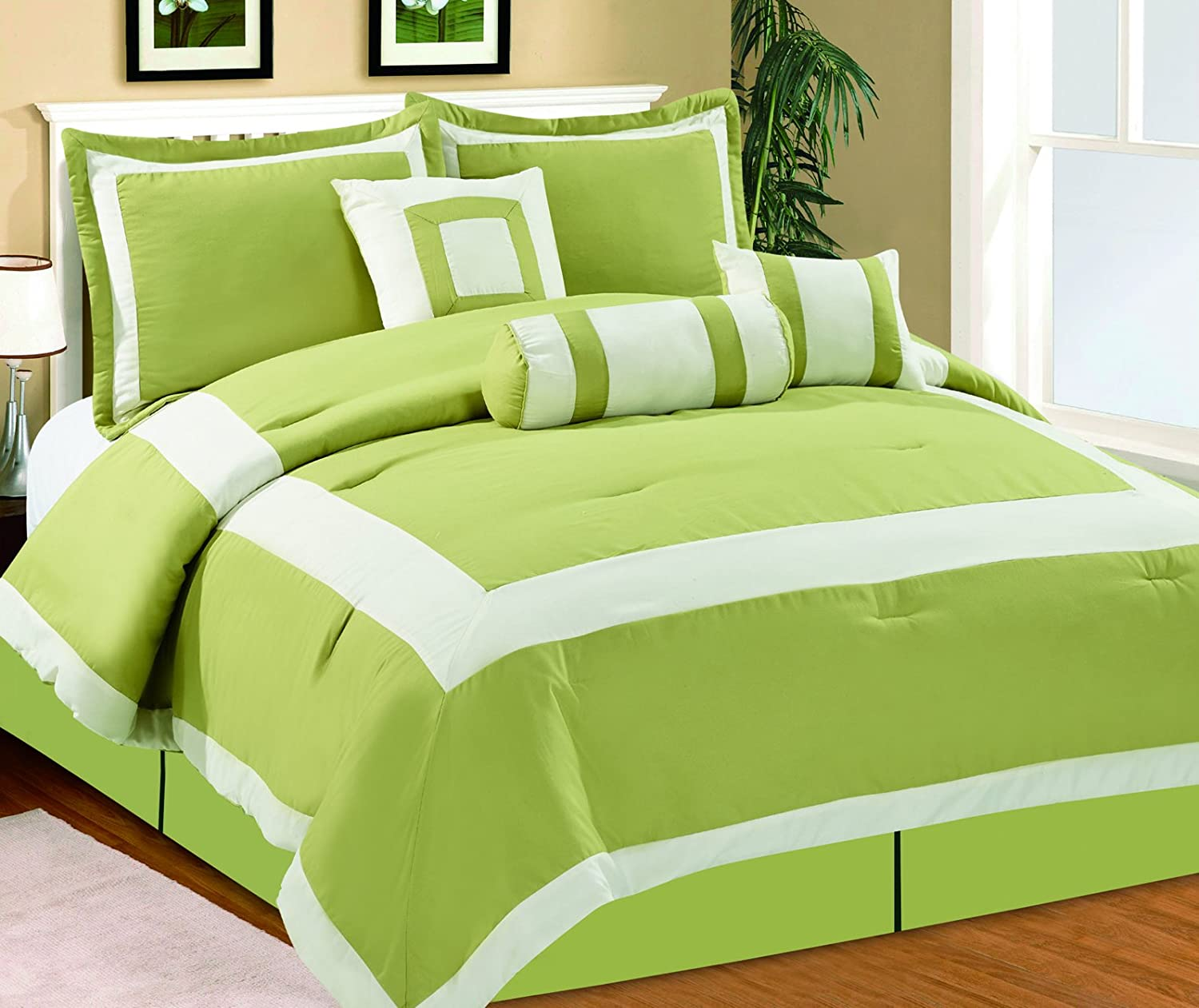 Lime green bedding lime green forter sets lime green