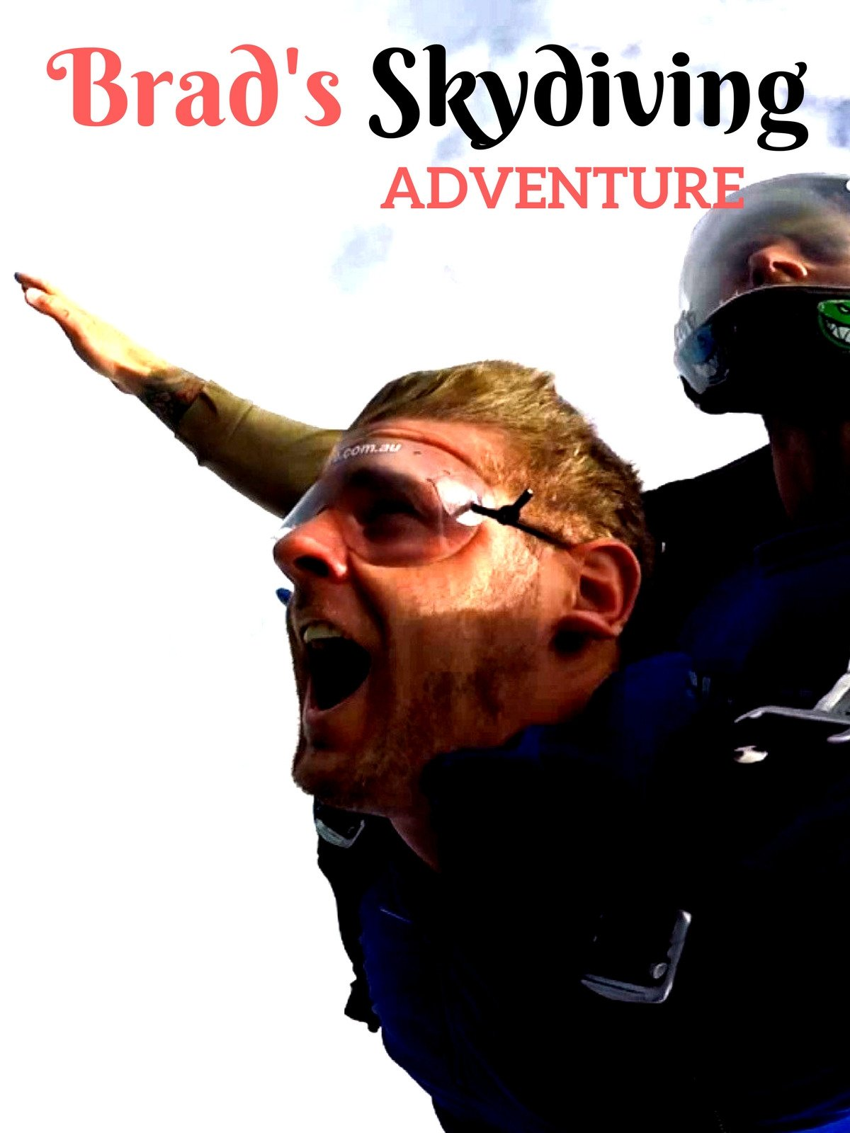 Brad's Skydiving Adventure