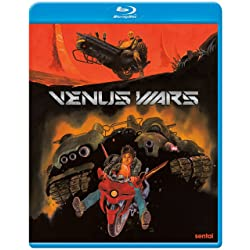 Venus Wars [Blu-ray]