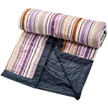 Outdoor All-Purpose Clara Clark Fold-Up Blanket