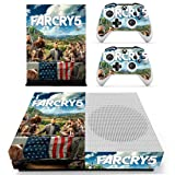 Far Cry 5 Decal Vinyl Skin for Xbox One Slim Edition