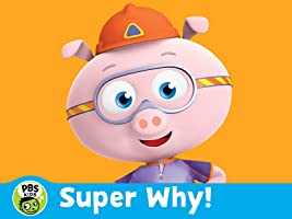 Super Why! Volume 3