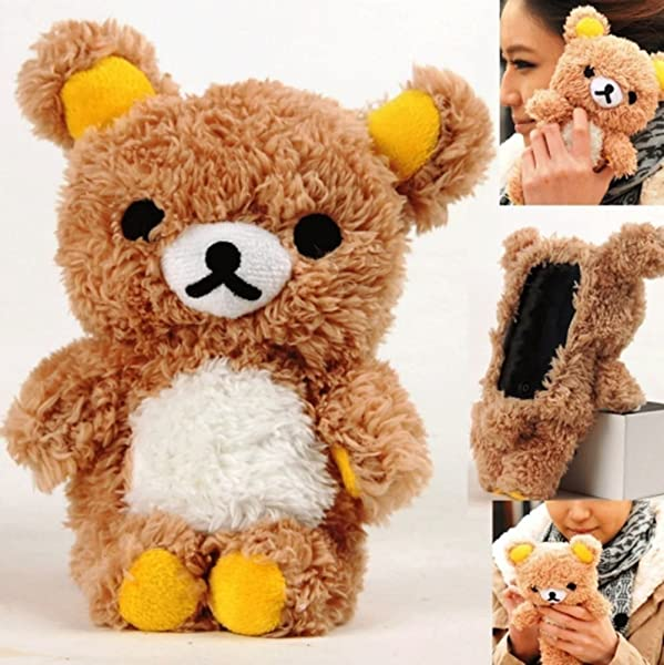 Teddy Bear LG Optimus F3 Cute Case