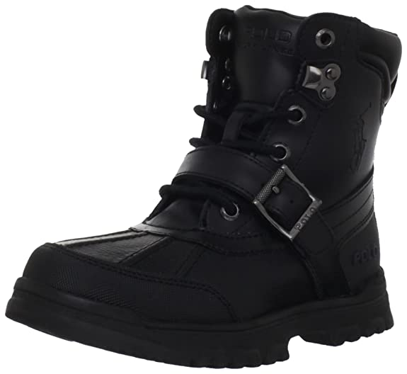 New Arrival Polo By Ralph Lauren Country Lace-Up Boot For Kids Clearance Multicolor Available