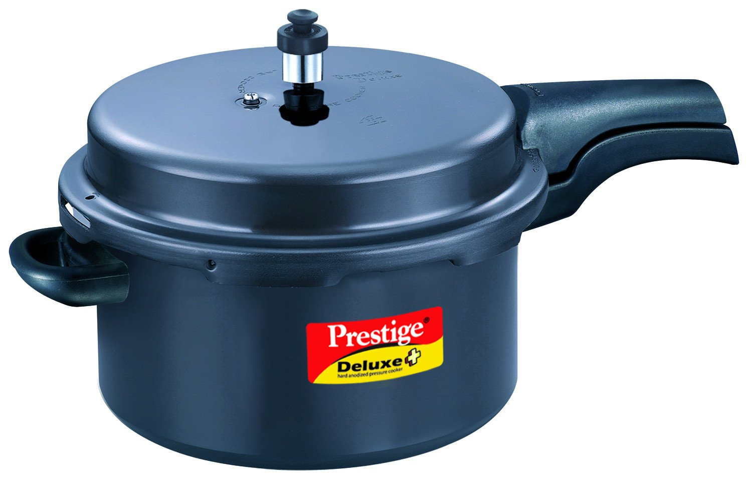 American Made Induction Cooker ~ Prestige deluxe plus hard anodised liter pressure cooker