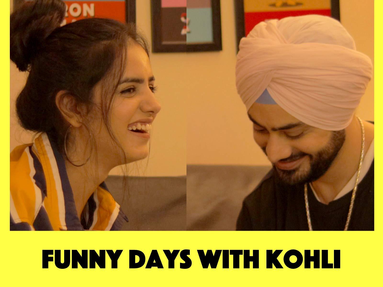Funny Nights with Kohli