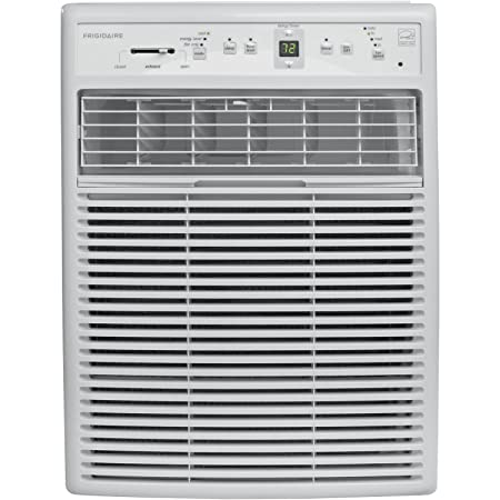 Frigidaire FFRS0822S1 Energy Star 8000 BTU Slider/Casement Room Air Conditioner