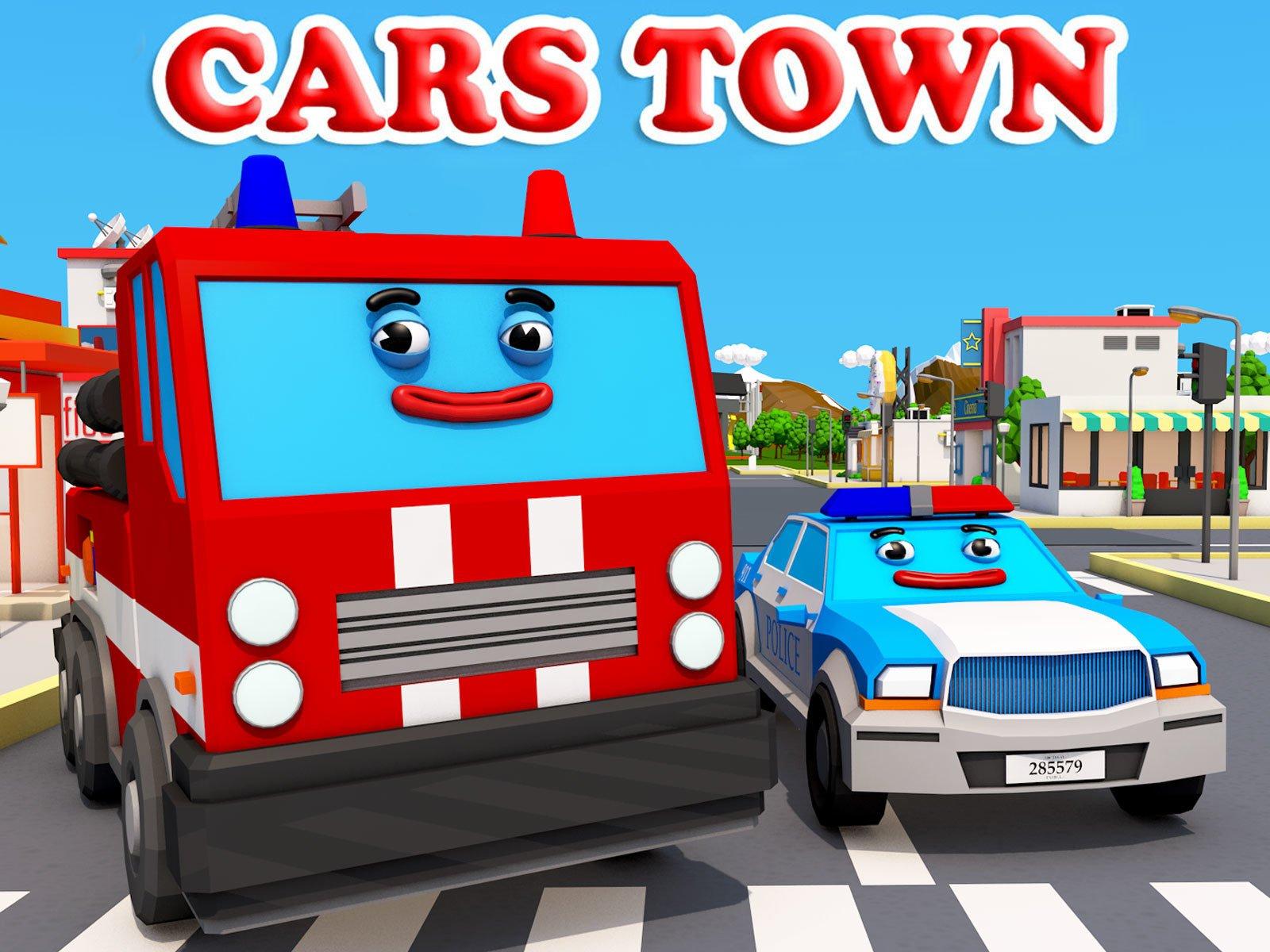 Cars Town - Season 1