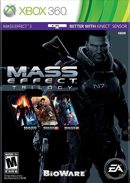 Mass Effect Xbox Controls Mass Effect Trilogy Xbox 360