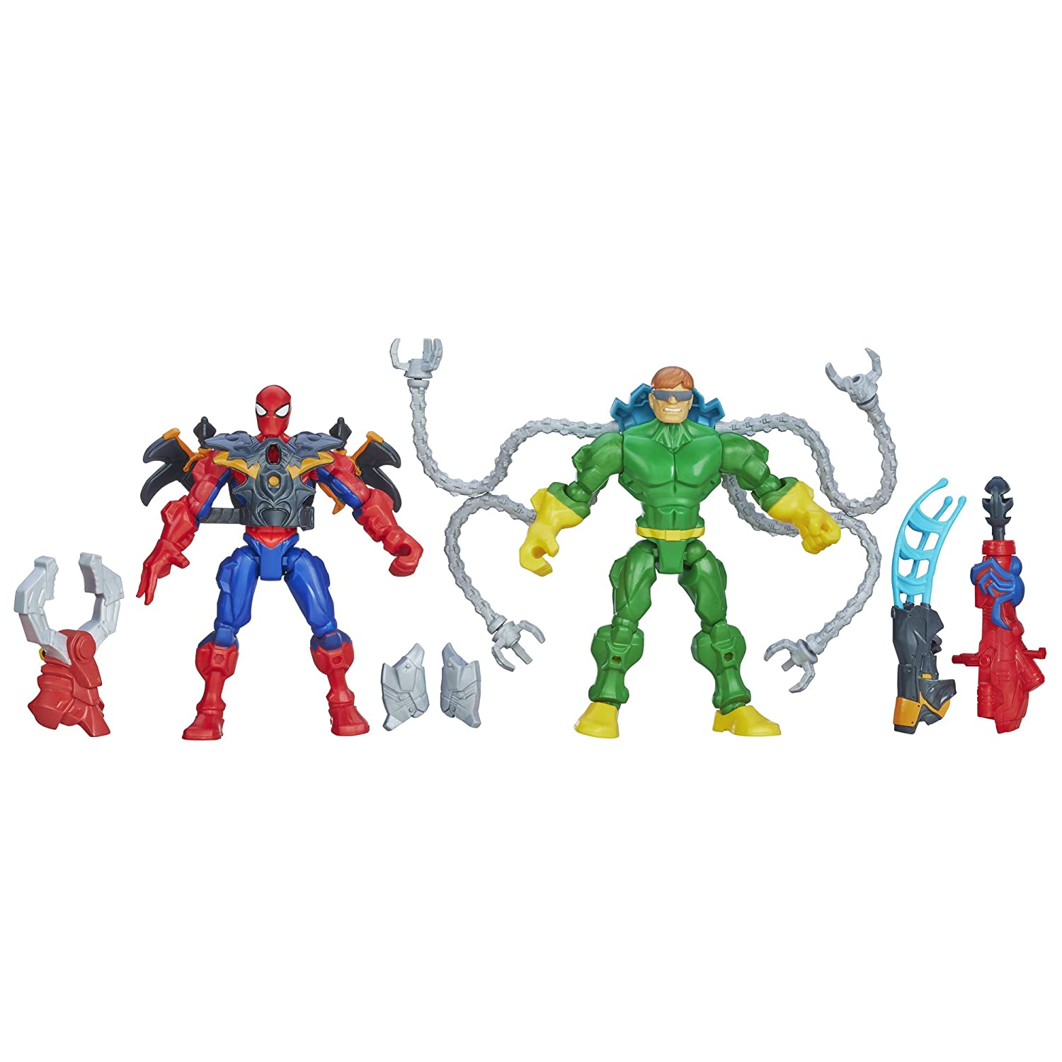 Marvel Super Hero Mashers Spider-Man vs. Doc Ock Mash Pack online bestellen