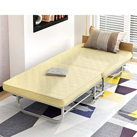 Cama supletoria de la siesta/la cama de almuerzo de oficina/cama de acompañante/cama sencilla/cama individual/cama al aire libre-C