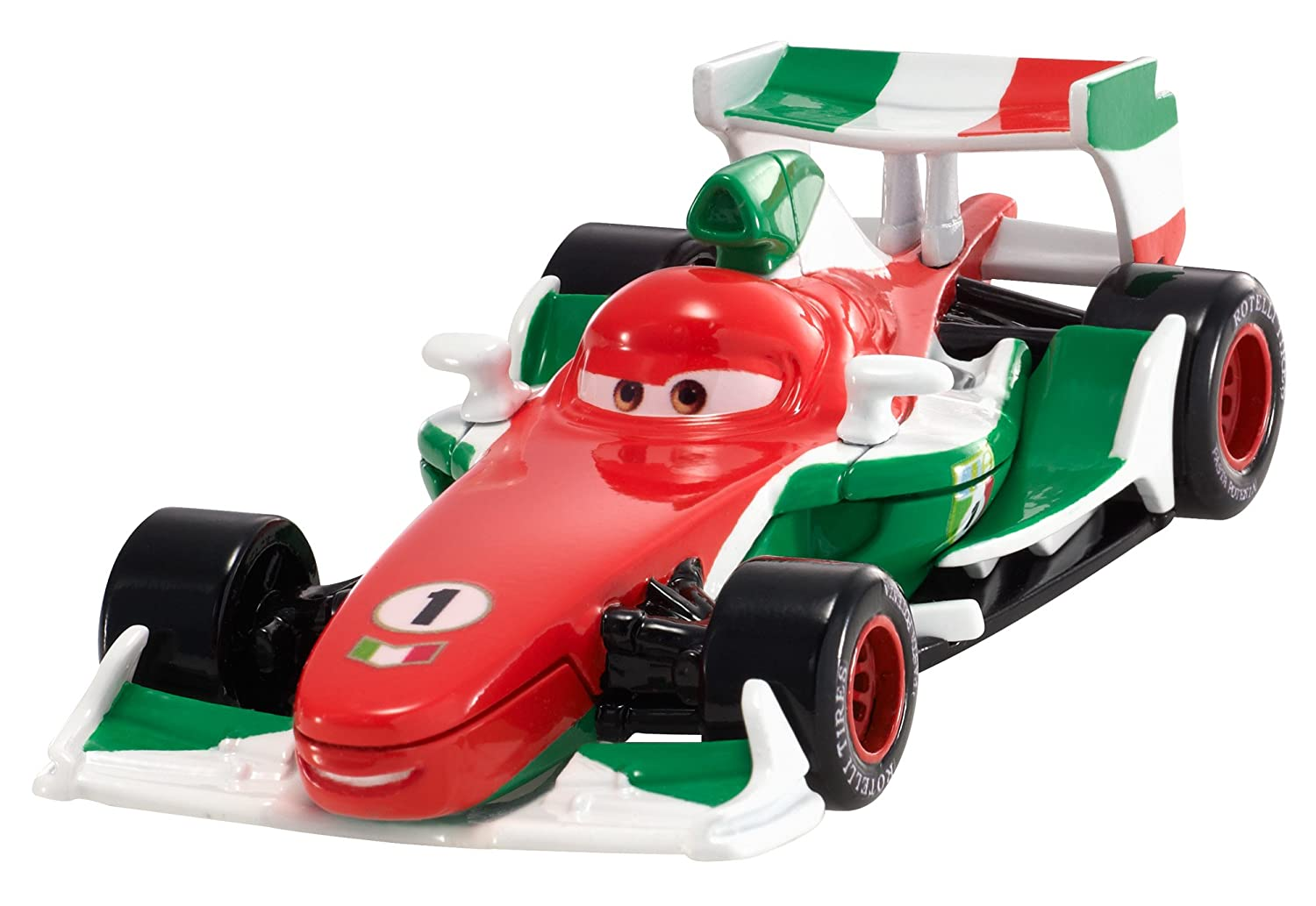 Disney/Pixar Cars Francesco Bernoulli Vehicle