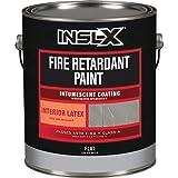INSL-X Products FR110099-01 INS-LX fire Retardant Paint (Tamaño: 1 gal.)