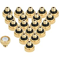 Kuwan Brass Misting Nozzles 20-Pack