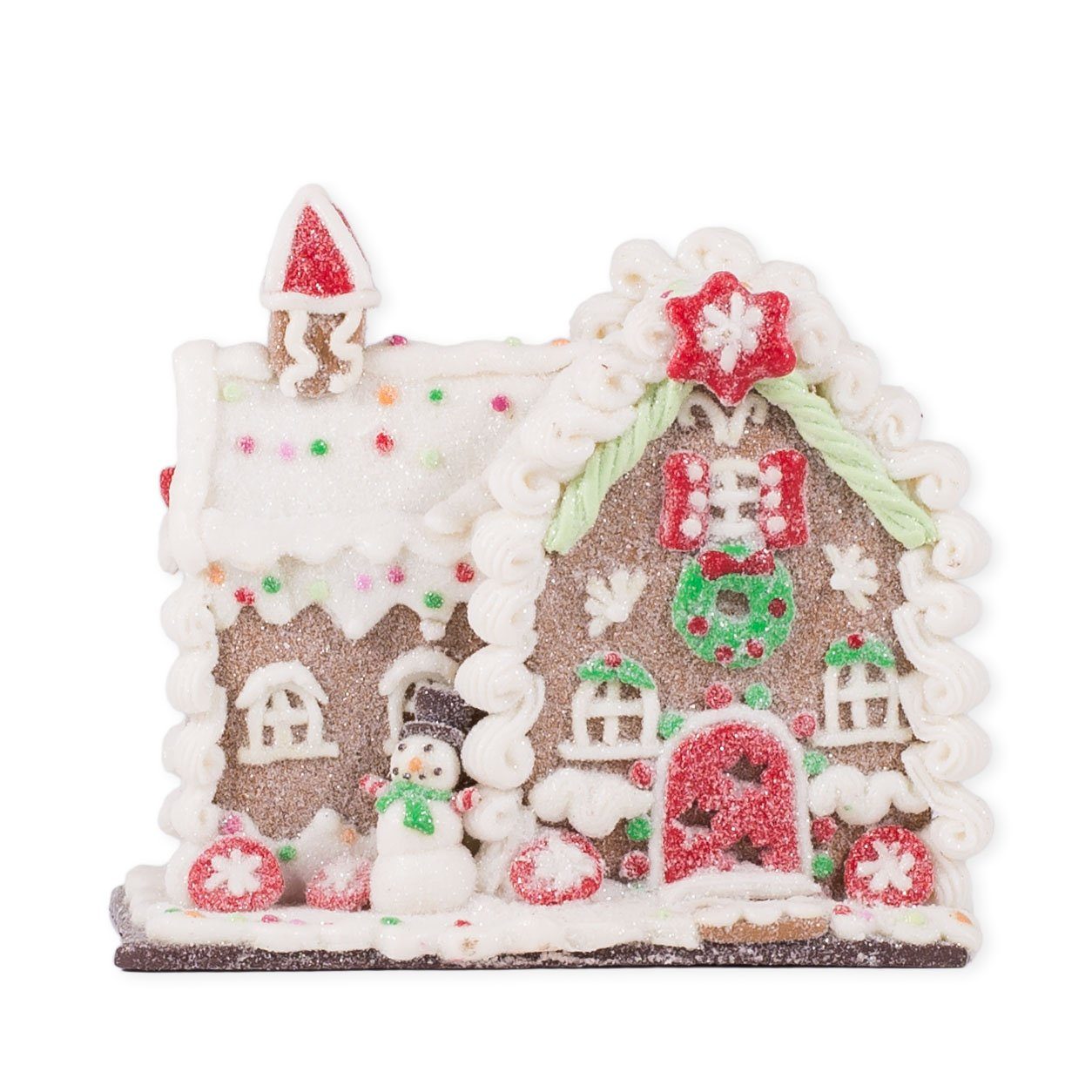 Gingerbread Home Decor: Gingerbread House Table Decorations