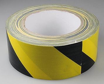 gewebe klebeband schwarz gelb us453. Black Bedroom Furniture Sets. Home Design Ideas