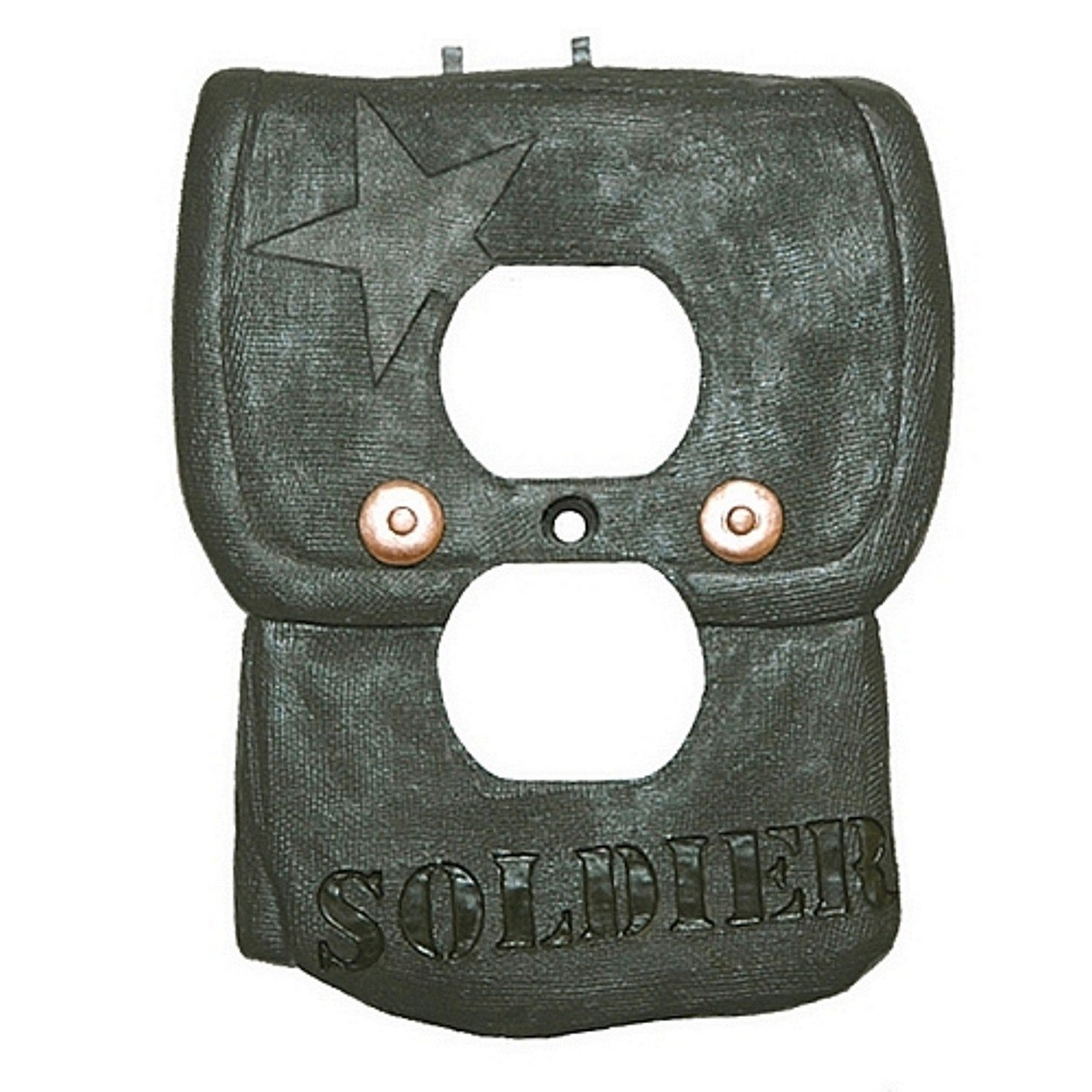 Camoflague Outlet Cover