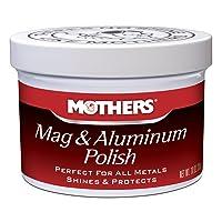 Mothers 05101 Mag & Aluminum Polish - 10 oz.