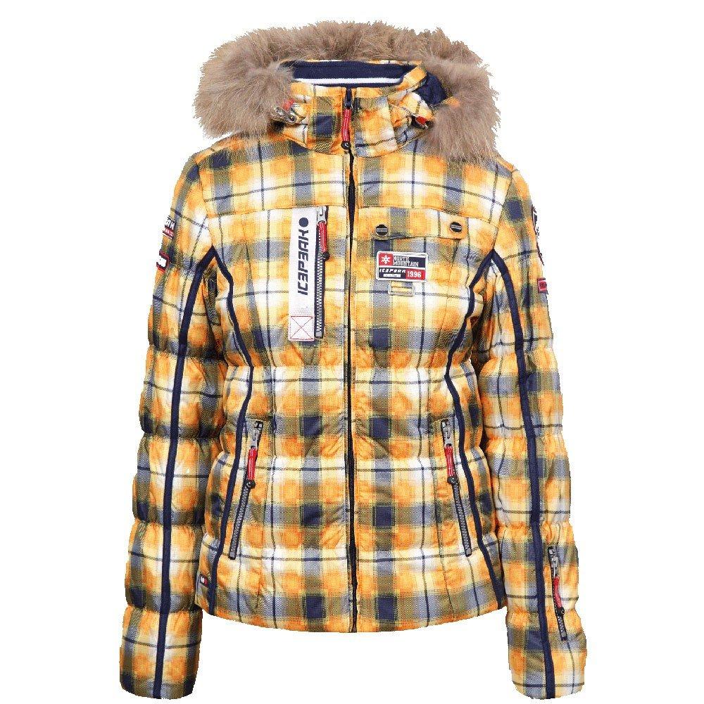 Icepeak TARA Skijacke – Damen – gelb, Damen Größe:34 online bestellen