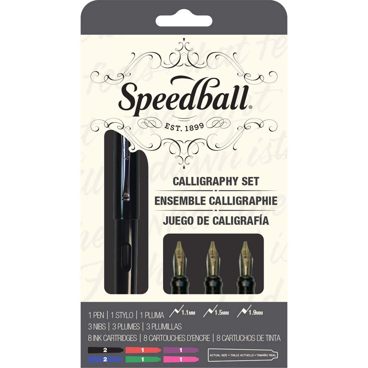 Speedball calligraphy fountain pen set Calligraphy pen amazon