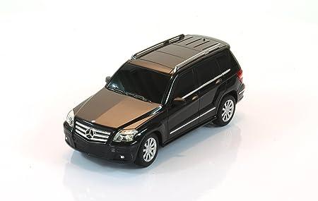 Jamara - 404006 - Maquette - Voiture - Mercedes-benz Glk-class - Noir - 3 Pièces