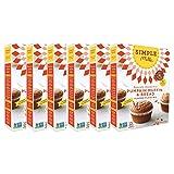 Simple Mills Almond Flour Mix, Pumpkin Muffin & Bread, 9 oz, 6 count