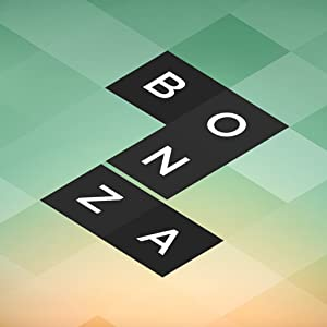 Bonza Word Puzzle from MiniMega