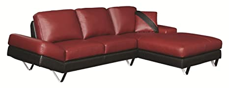 Modern Sectional Sofa With Chaise