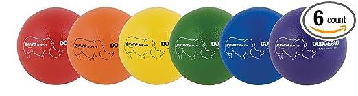 Gator Skin Dodgeballs Rhino Skin Dodgeball Set