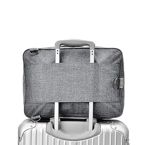 9626f39d5aff RomWell Travel Duffel Bag Waterproof Fashion Lightweight Large ...