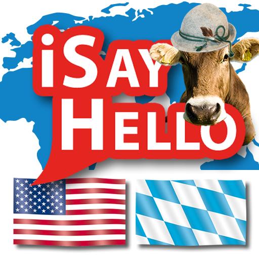 isayhello-english-bavarian