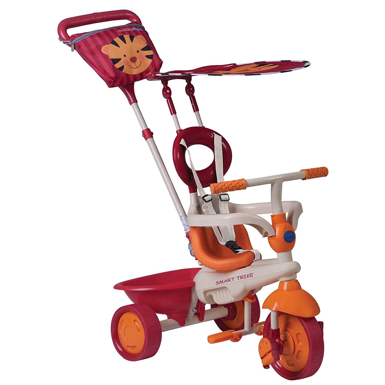 Smart Trike Safari Giraffe (rrp £79.99) now £36.32 del & Smart Trike Safari Tiger now £40.47 del ...
