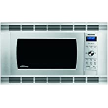 Panasonic 27-Inch Trim Kit for 2.2 cuft Panasonic Stainless Microwave Ovens, TK-929SA