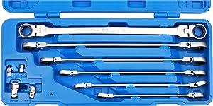 DoppelRatschenGelenkschlüssel Set, 819 mm, 10tlg.  BaumarktKundenbewertung und Beschreibung