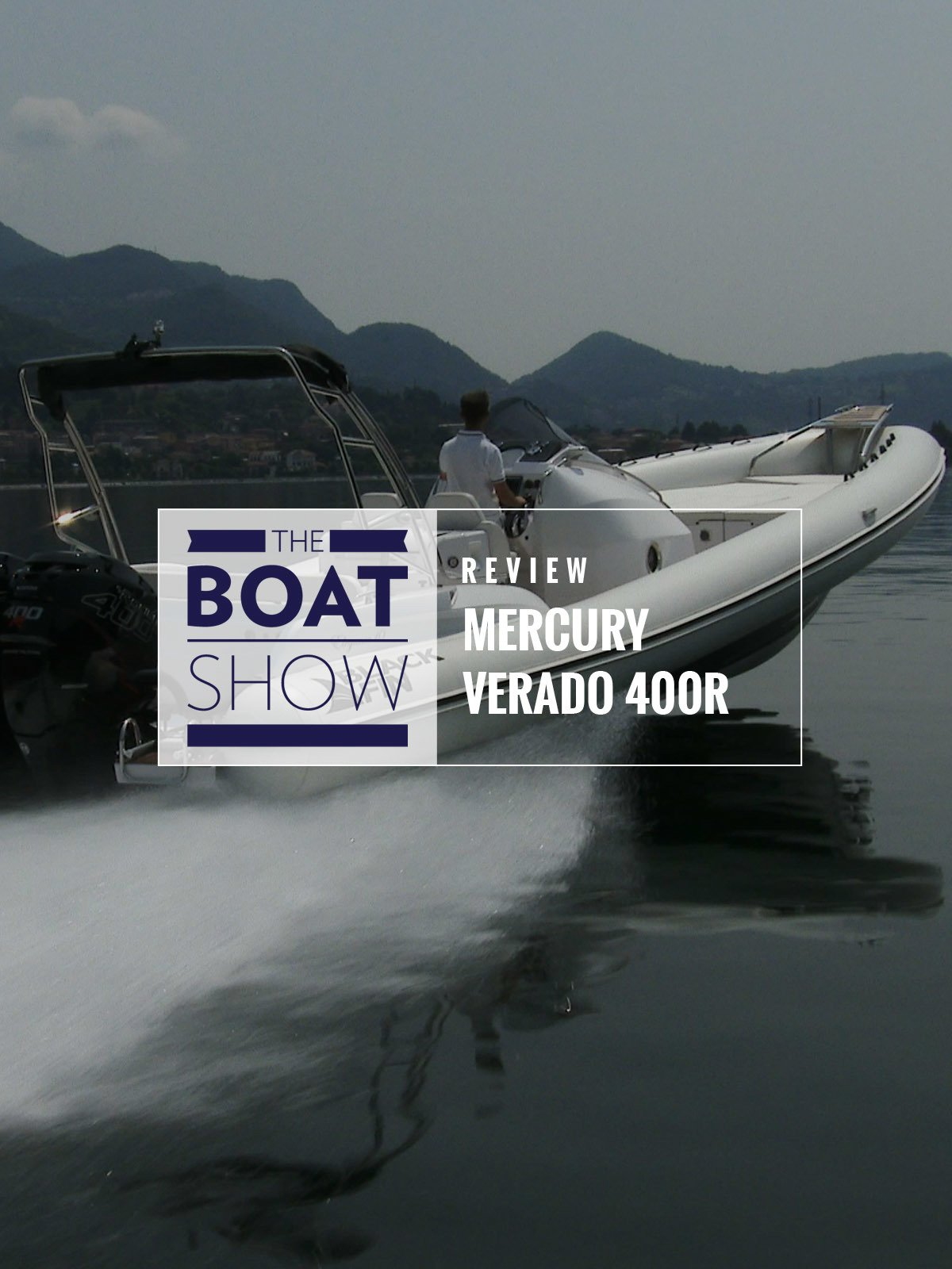 Review: Mercury Verado 400R Active Trim - The Boat Show on Amazon Prime Instant Video UK